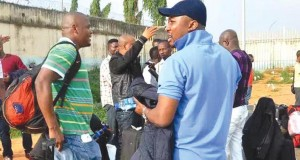 Nigerians deported from Europe