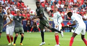 England vs Germany in Euro U-21 semis