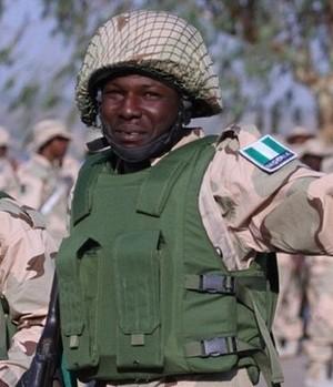 Operation Lafiya Dole Troops