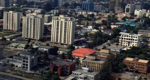 Lagos, Nigeria's economic capital