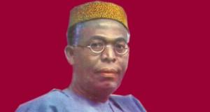 Late Obafemi Awolowo
