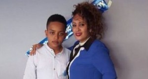 Mother and son Brkite and Biruk Haftom lived in Grenfell Tower