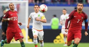 Ronaldo's Portugal frustrated by Mexico