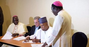 MoU endorsement between Northern Governors and ProFutura Foundation