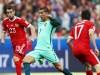 Ronaldo's header sinks Russia
