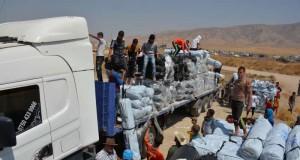 UN Humanitarian support