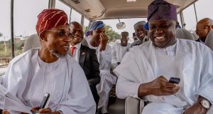 Govs Aregbesola and Ambode