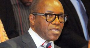 Dr. Ibe Kachikwu, Minister of State for Petroleum Resources