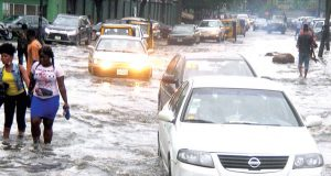 Devastating Lagos flood