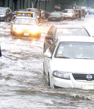 Devastating Lagos flood
