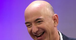 Amazon President, Chairman and CEO Jeff Bezos
