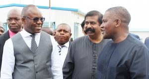 Kachukwu, Group ED, Dangote Industries, Dangote Industries Limited, Devakumar Edwin and Dangote