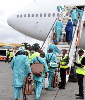 Lagos Pilgrims