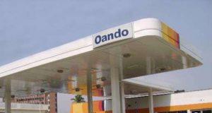 Oando filling station