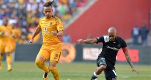 The match between Kaizer Chiefs and Orlando Pirates