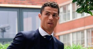 Ronaldo in court over tax defaul