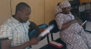 Ebenezer Joshua and Franca Johnson docked by EFCC for SCUML forgery
