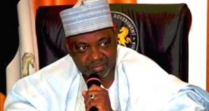 Nnamadi Sambo, ex-VP