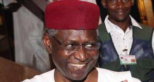 Mallam Abba Kyari, Buhari's Chief of Staff