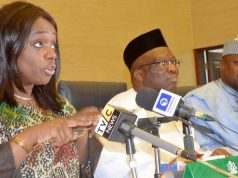 Adeosun at FAAC meeting