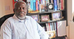 Prof. Babatunde Oguntona