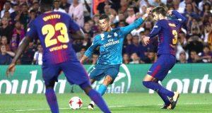Cristiano Ronaldo fired in a superb kick