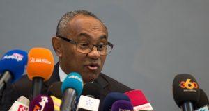 CAF President Ahmad Ahmad backs Morocco's bid