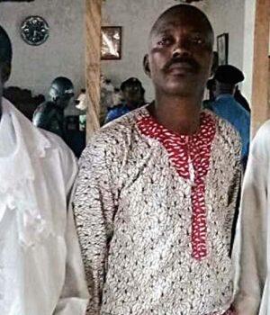 Arrested pastor and members of Cherubim and Seraphim Church, Itedo Isinmi Ayo Parish,