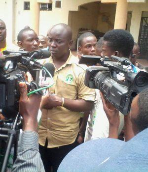 Comrade Chinonso Obasi, NANS President