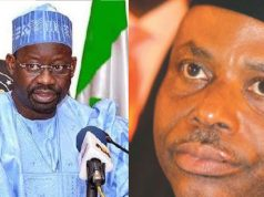 Gov. Dankwanbo and Olusegun Mimiko