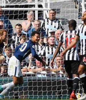 Dele Alli inspires Spurs