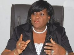 Prof (Mrs) Gloria Elemo, DG Federal Institute of Industrial Research, Oshodi (FIIRO),