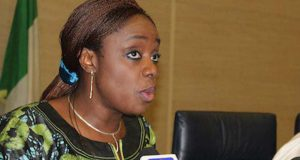 Kemi Adeosun at FAAC meeting