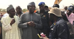 Fayemi visits mining sites