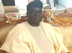 Nigerian High Commissioner to Ghana, Ambassador Olufemi Abikoye,