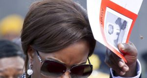 Zimbabwes first lady Grace Mugabe