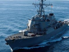 Guided-missile destroyer, USS John S. McCain