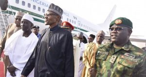 Buhari finally returns