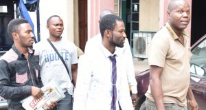 Chief Patrick Okeze, owner of Vintahe Hotel, and other workers arraigned