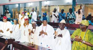 The new Ibadan-Obas