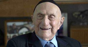 Israel Kristal, Israeli holocaust survivor