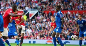 Marcus Rashford's strike breaks Foxes resistance