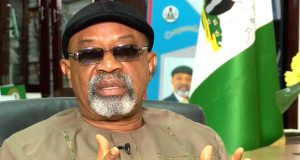 Sen. Chris Ngige, Minister of Labour and Employment