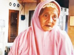 Oldest pilgrim from Indonesia, Bala Mariah
