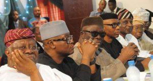 Yorubal elders