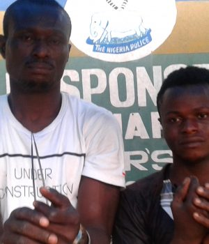 Armed robbery suspects arrested by Lagos RRS
