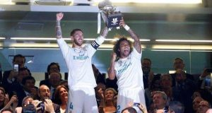 Real win Spanish Super Cup