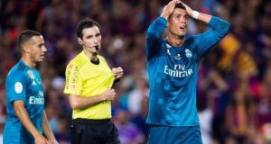 Ronaldo gets 5-match suspension