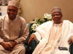 Saraki and Babangida