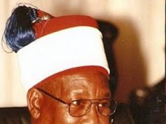 Shehu of Borno Abubakar Ibn Umar Garbai El-Kanemi